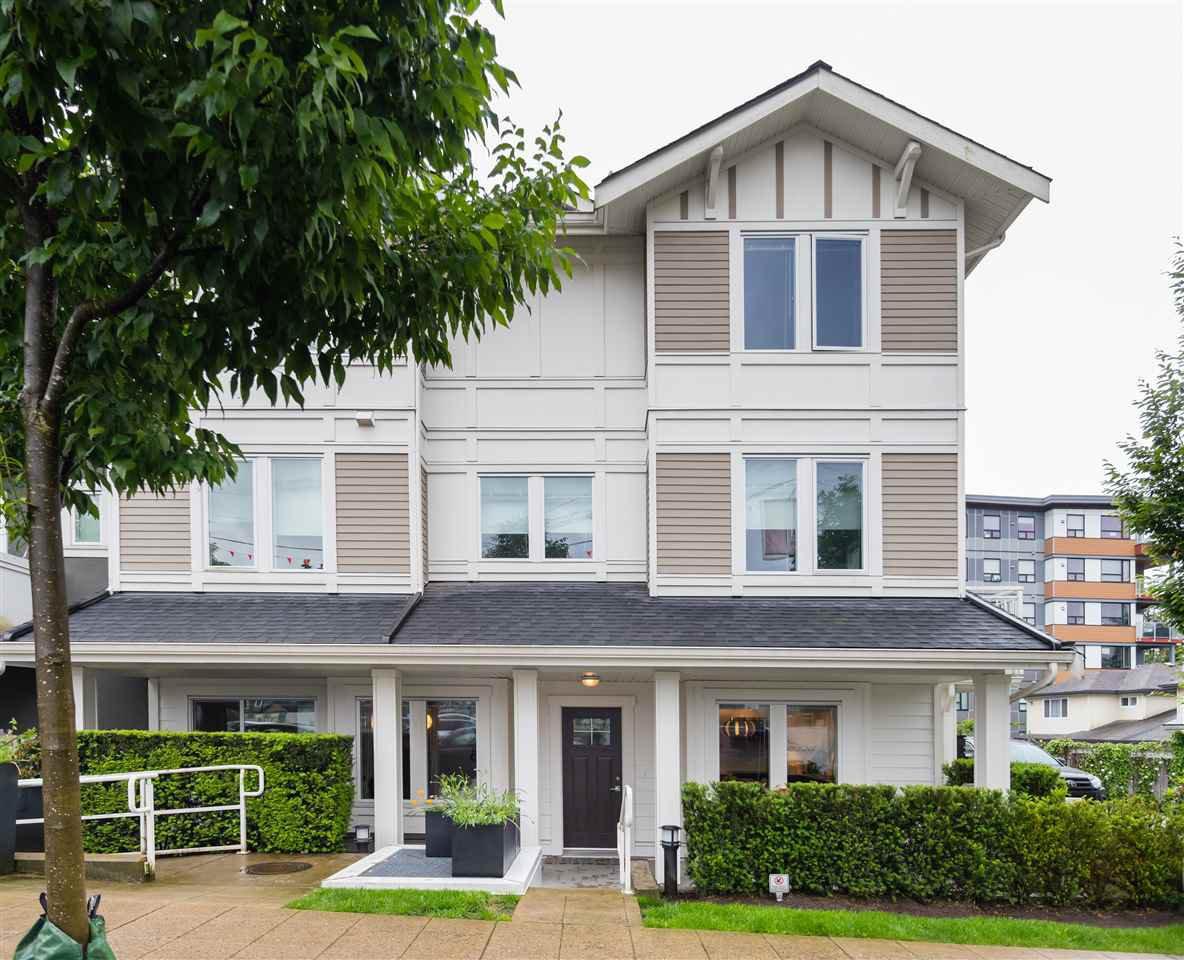 """Main Photo: 1 638 REGAN Avenue in Coquitlam: Coquitlam West Condo for sale in """"NEST"""" : MLS®# R2465380"""