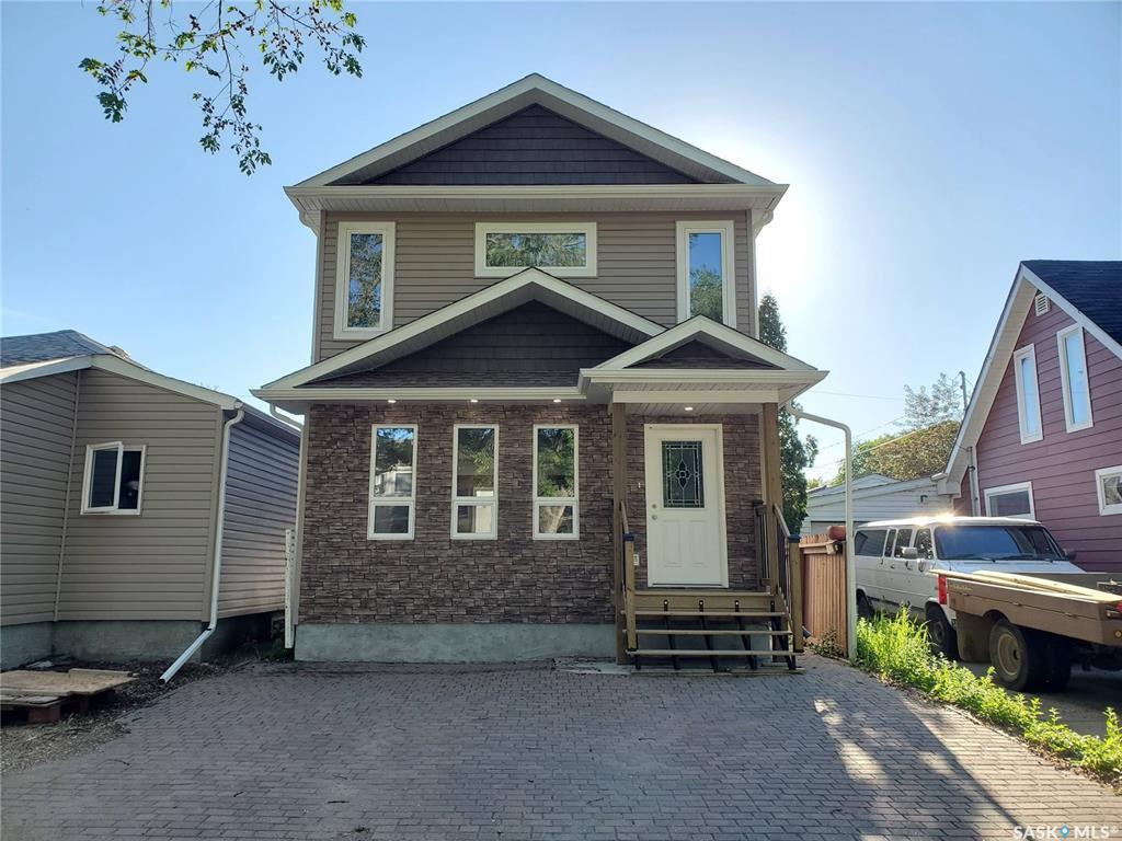 Main Photo: 1427 C Avenue North in Saskatoon: Mayfair Residential for sale : MLS®# SK815258