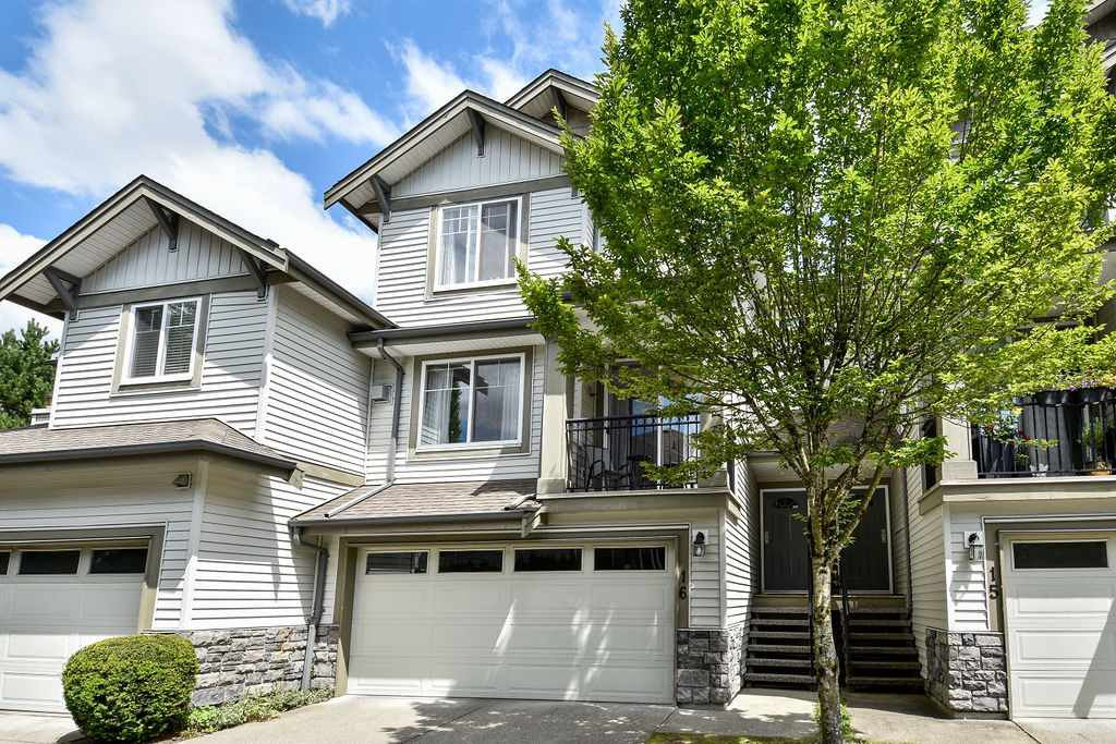 "Main Photo: 16 14453 72 Avenue in Surrey: East Newton Townhouse for sale in ""SEQUOIA GREEN"" : MLS®# R2474534"