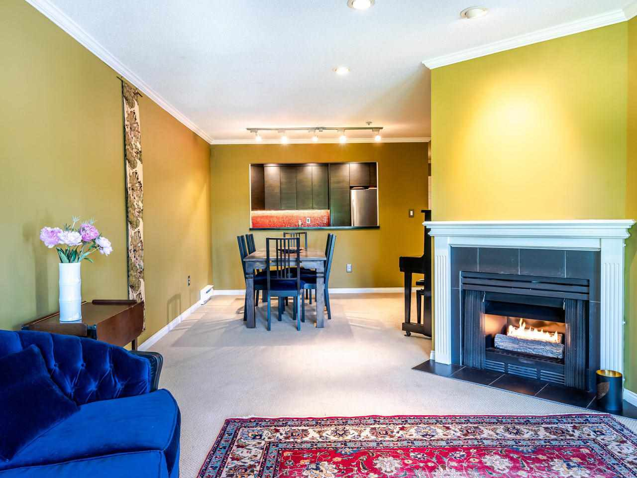 """Photo 11: Photos: 303 2288 W 12TH Avenue in Vancouver: Kitsilano Condo for sale in """"Connaught Point"""" (Vancouver West)  : MLS®# R2494985"""