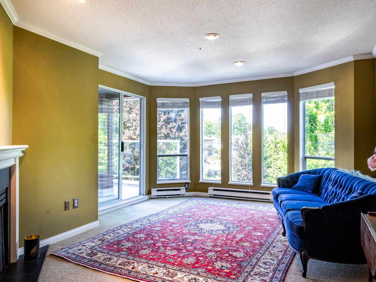 """Photo 9: Photos: 303 2288 W 12TH Avenue in Vancouver: Kitsilano Condo for sale in """"Connaught Point"""" (Vancouver West)  : MLS®# R2494985"""