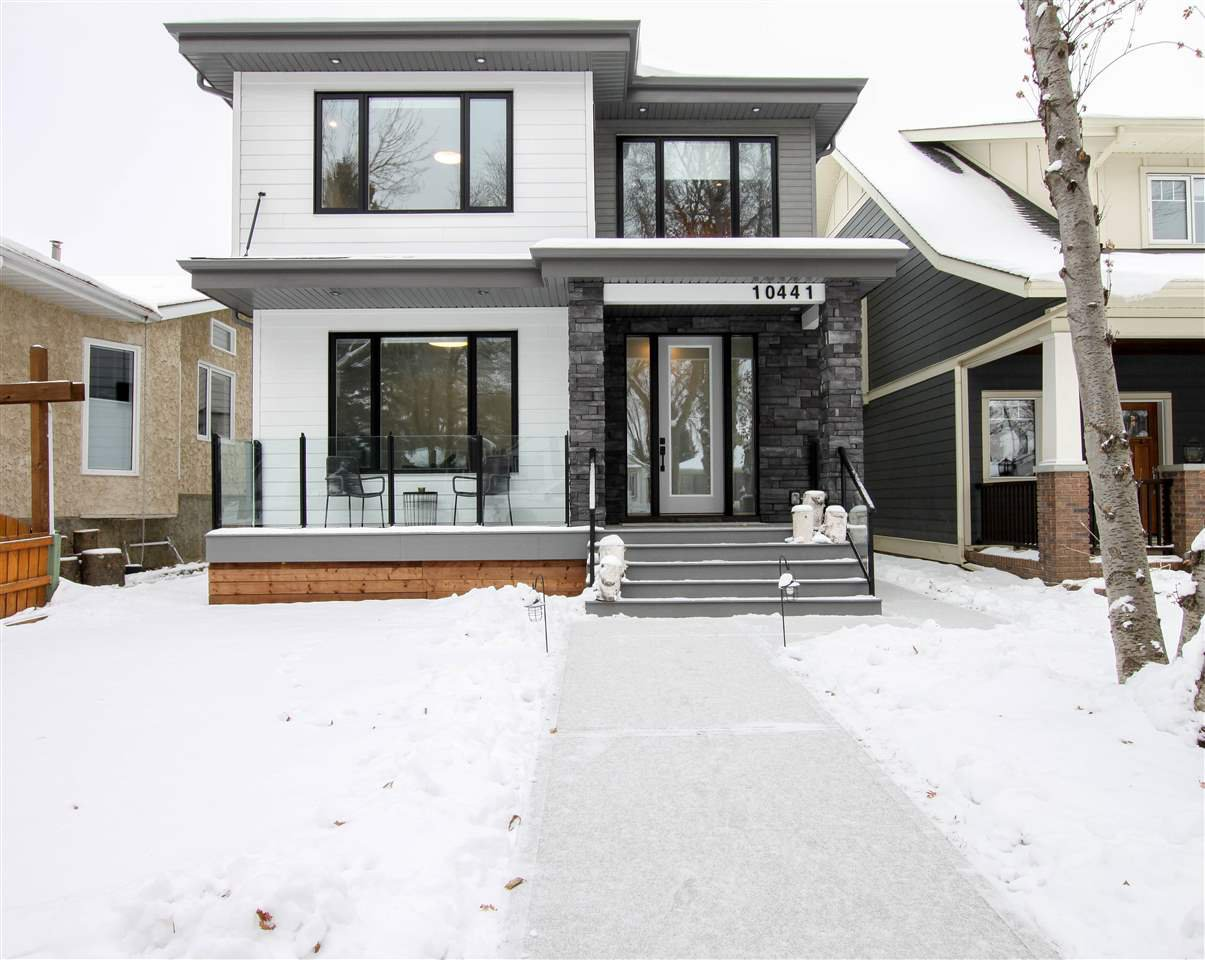 Main Photo: 10441 148 Street in Edmonton: Zone 21 House for sale : MLS®# E4221414