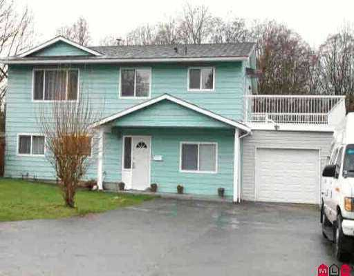 Main Photo: 11295 132ND ST in Surrey: Bolivar Heights House for sale (North Surrey)  : MLS®# F2601102