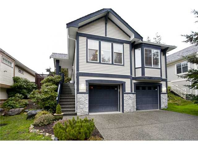 "Main Photo: 117 BLACKBERRY DR: Anmore House for sale in ""ANMORE GREEN ESTATES"" (Port Moody)  : MLS®# V934390"