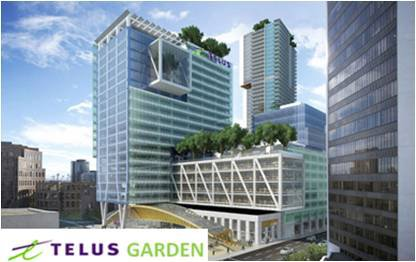 Main Photo: #709 at TELUS GARDEN in Vancouver: Downtown Condo for sale (Vancouver West)