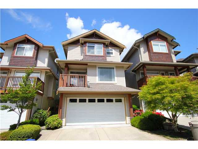 "Main Photo: 11 2381 ARGUE Street in Port Coquitlam: Citadel PQ House for sale in ""THE BOARDWALK"" : MLS®# V1047846"
