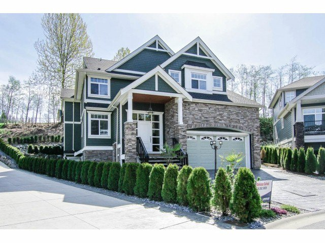 """Main Photo: 9 32638 DOWNES Road in Abbotsford: Central Abbotsford House for sale in """"Creekside on Downes"""" : MLS®# F1408831"""