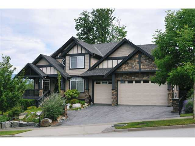 "Main Photo: 13891 DOCKSTEADER Loop in Maple Ridge: Silver Valley House for sale in ""SILVER RIDGE"" : MLS®# V1072324"