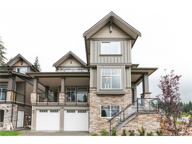 Main Photo: 3495 PRINCETON Avenue in Coquitlam: Burke Mountain House for sale : MLS®# V1107746