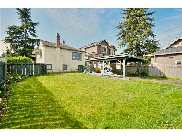 Photo 8: Photos: 4175 MACDONALD Street in Vancouver: Arbutus House for sale (Vancouver West)  : MLS®# V1113793
