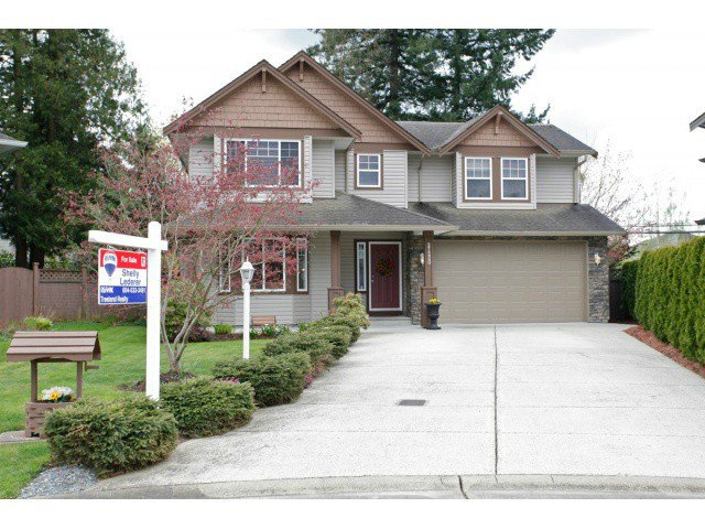 """Main Photo: 27220 27A Avenue in Langley: Aldergrove Langley House for sale in """"Shortreed"""" : MLS®# F1436701"""