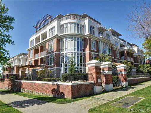 Main Photo: 505 999 Burdett Ave in VICTORIA: Vi Downtown Condo for sale (Victoria)  : MLS®# 699443