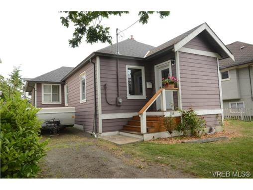 Main Photo: 554 Sumas St in VICTORIA: Vi Burnside Single Family Detached for sale (Victoria)  : MLS®# 703176