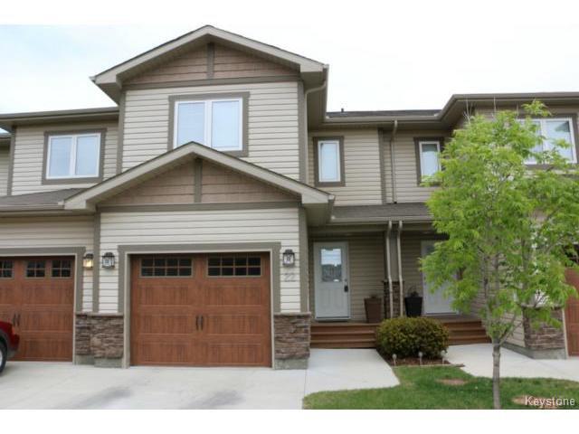 Main Photo: 1150 St Anne's Road in WINNIPEG: St Vital Condominium for sale (South East Winnipeg)  : MLS®# 1514478