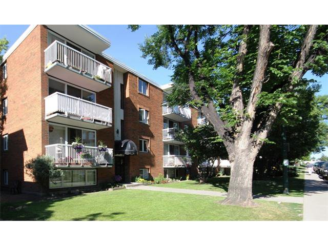 Main Photo: 301 320 24 Avenue SW in Calgary: Mission Condo for sale : MLS®# C4019962