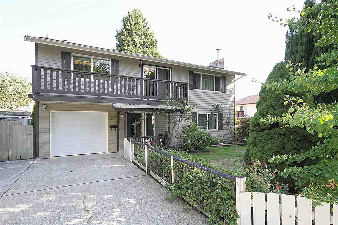 """Main Photo: 1255 PIPELINE Road in Coquitlam: New Horizons House for sale in """"New Horizons"""" : MLS®# R2003048"""