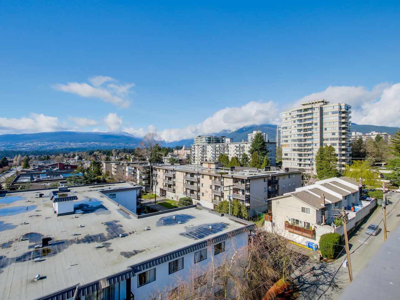 "Photo 10: Photos: 801 505 LONSDALE Avenue in North Vancouver: Lower Lonsdale Condo for sale in ""La Premiere"" : MLS®# R2047906"