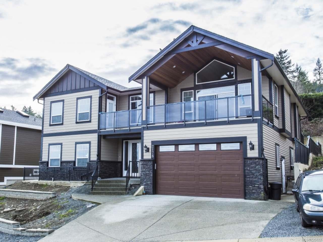 Main Photo: 2178 Elena Rd in NANAIMO: Na South Jingle Pot House for sale (Nanaimo)  : MLS®# 725822
