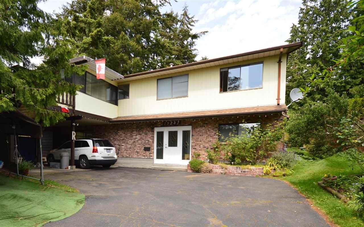 Main Photo: 13247 15A Avenue in Surrey: Crescent Bch Ocean Pk. House for sale (South Surrey White Rock)  : MLS®# R2064636