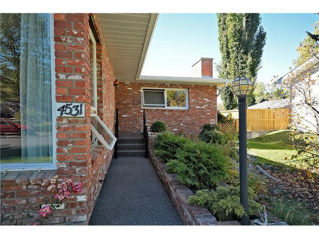 Photo 4: Photos: 4531 CLARET Street NW in Calgary: Charleswood House for sale : MLS®# C4083490