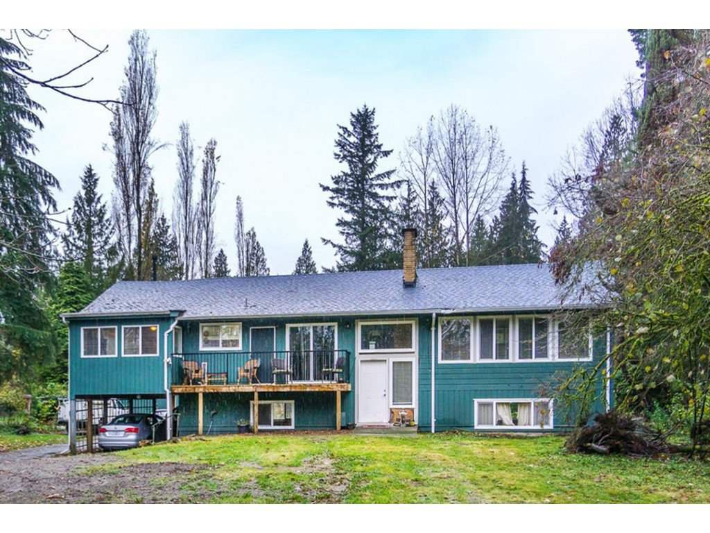 Main Photo: 9099 192 Street in Surrey: Port Kells House for sale (North Surrey)  : MLS®# R2122071