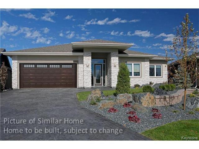 Main Photo: 149 Rose Lake Court in Winnipeg: Bridgwater Trails Residential for sale (1R)  : MLS®# 1704035