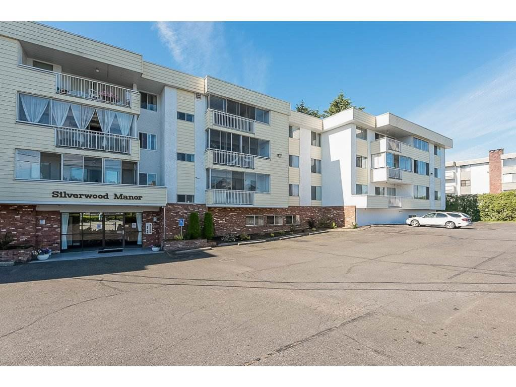 "Main Photo: 210 32070 PEARDONVILLE Road in Abbotsford: Abbotsford West Condo for sale in ""SILVERWOOD MANOR"" : MLS®# R2146978"