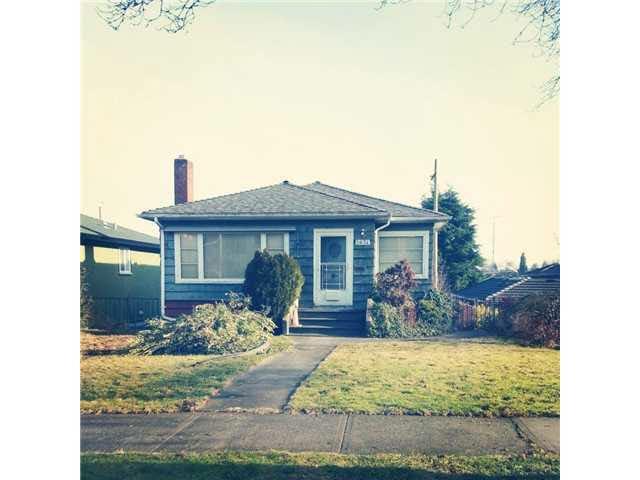 Main Photo: 5674 CHESTER STREET in : Fraser VE House for sale : MLS®# V1044408