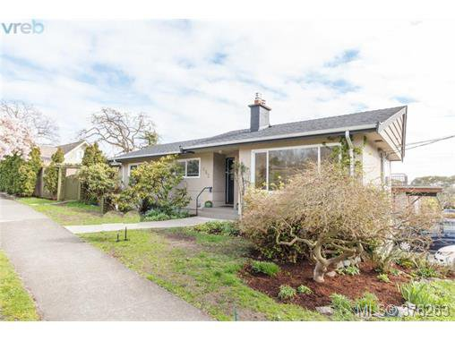 Main Photo: 465 Arnold Avenue in VICTORIA: Vi Fairfield West Single Family Detached for sale (Victoria)  : MLS®# 376263