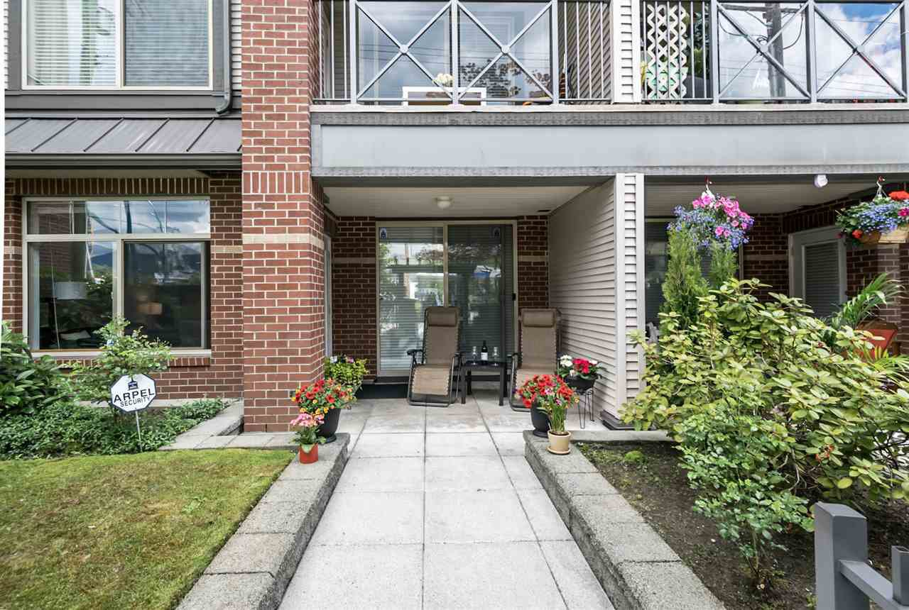 "Main Photo: 113 2330 WILSON Avenue in Port Coquitlam: Central Pt Coquitlam Condo for sale in ""SHAUGHNESSY WEST"" : MLS®# R2174055"