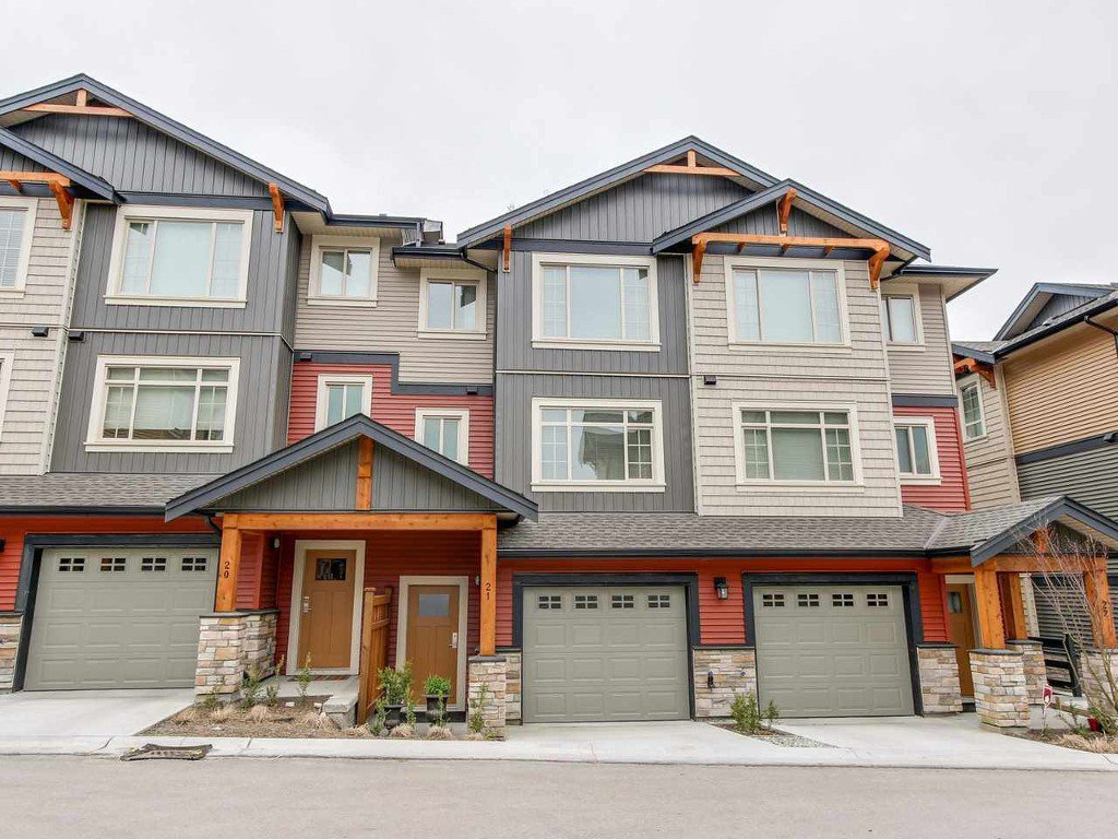 Main Photo: 164 11305 240 St. in Maple Ridge: Townhouse for sale : MLS®# R2167944