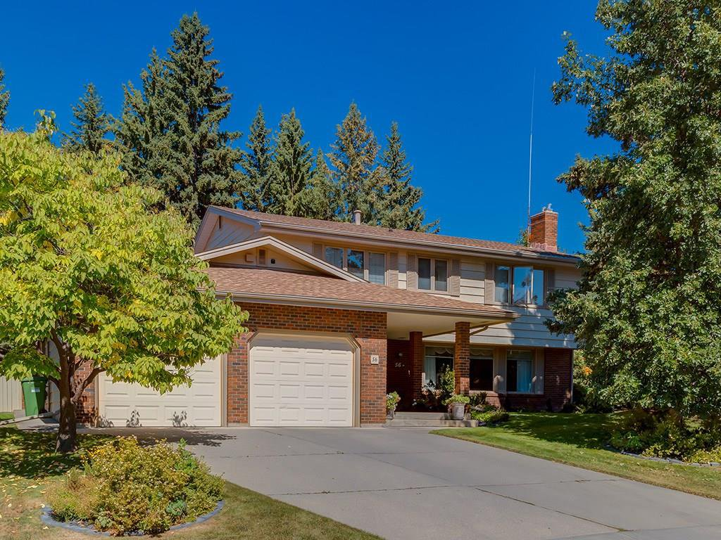 Main Photo: 56 BAY VIEW Drive SW in Calgary: Bayview House for sale : MLS®# C4136021