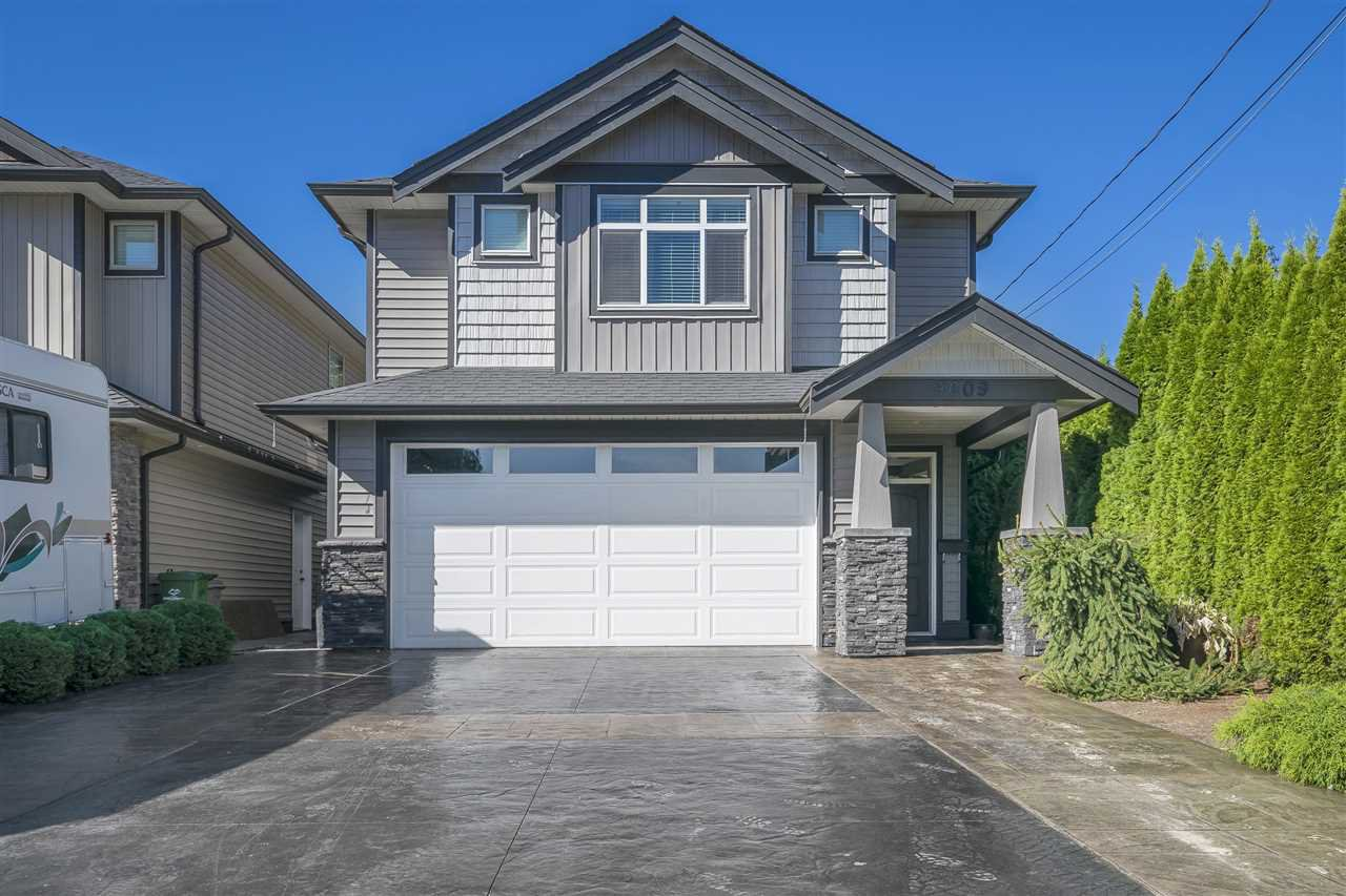 Main Photo: 9609 ST. DAVID Street in Chilliwack: Chilliwack N Yale-Well House for sale : MLS®# R2210266
