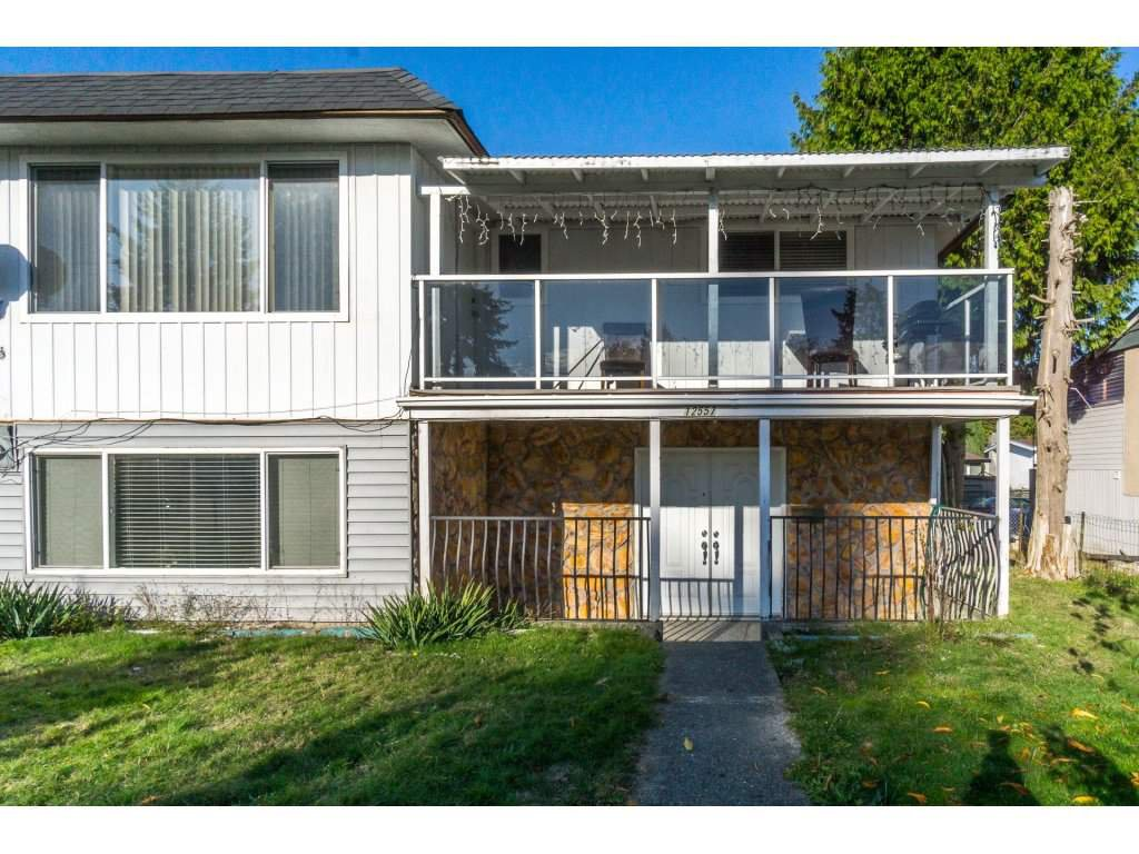 Main Photo: 12555 - 12557 96 Avenue in Surrey: Cedar Hills House Duplex for sale (North Surrey)  : MLS®# R2219748