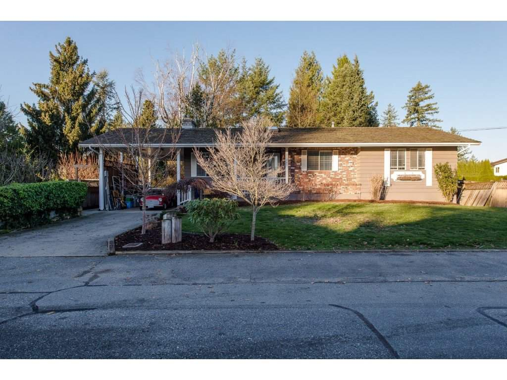 "Main Photo: 33267 SHELLEY Avenue in Abbotsford: Poplar House for sale in ""North Poplar"" : MLS®# R2226307"