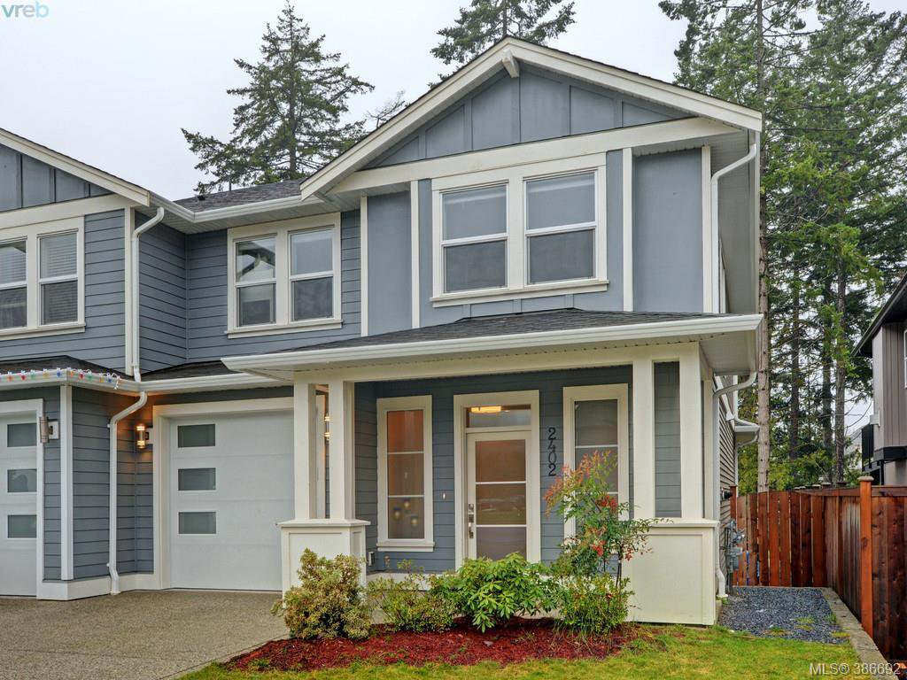Main Photo: 2402 Bellamy Rd in VICTORIA: La Thetis Heights Half Duplex for sale (Langford)  : MLS®# 777243
