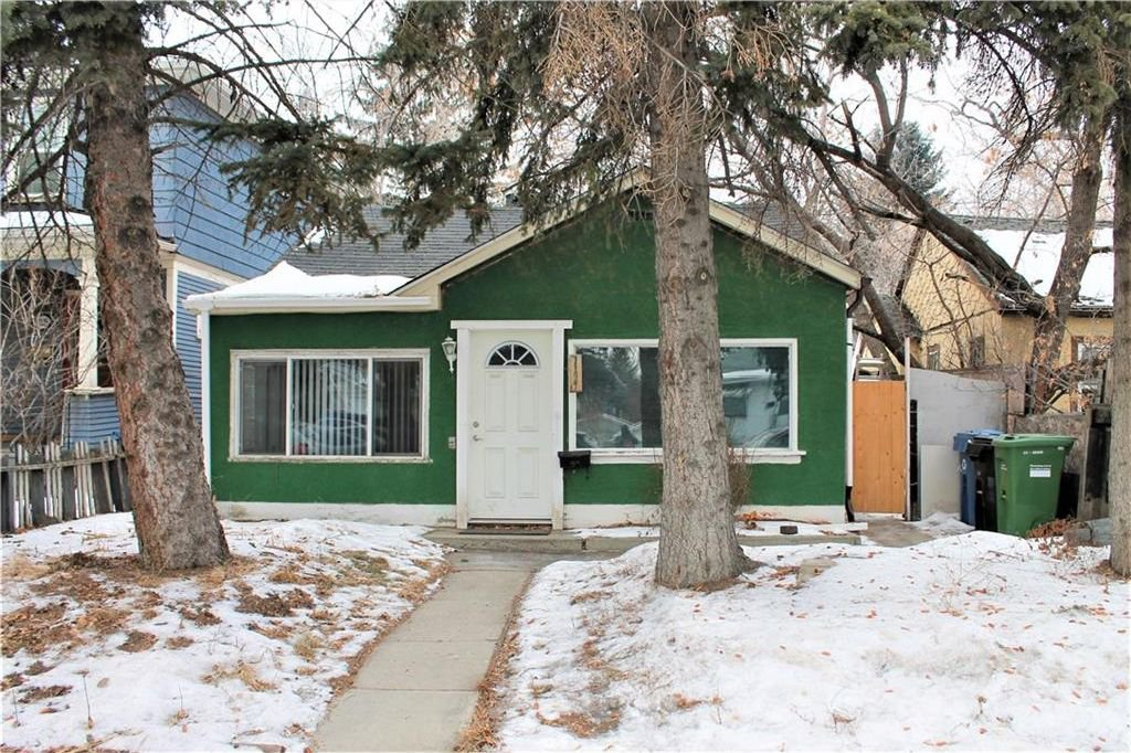 Main Photo: 1127 8 Street SE in Calgary: Ramsay House for sale : MLS®# C4163711