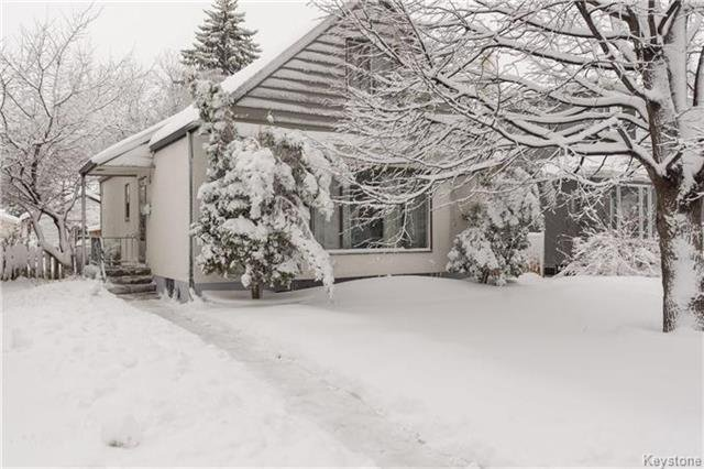 Main Photo: 583 Montrose Street in Winnipeg: River Heights Residential for sale (1D)  : MLS®# 1804721