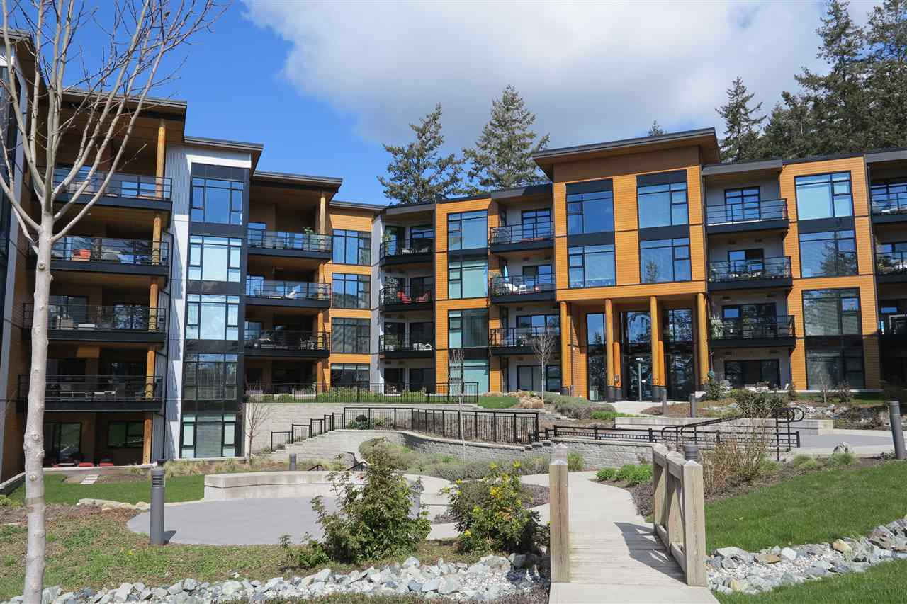 """Main Photo: 208 14855 THRIFT Avenue: White Rock Condo for sale in """"THE ROYCE"""" (South Surrey White Rock)  : MLS®# R2265789"""