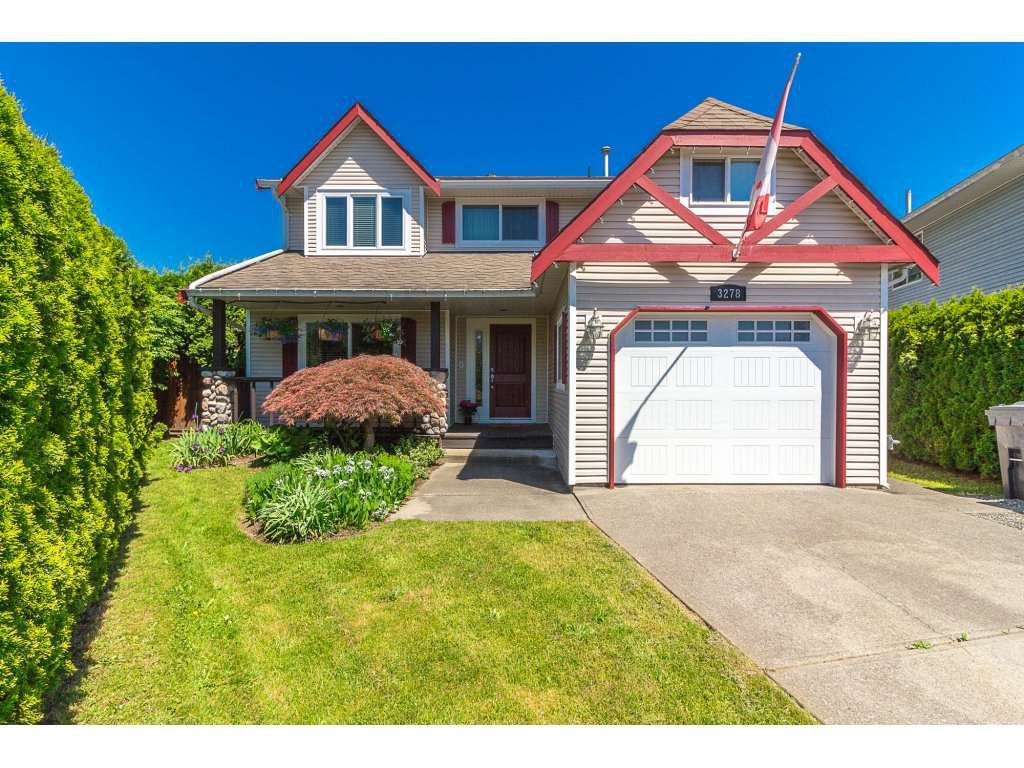 Main Photo: 3278 271B Street in Langley: Aldergrove Langley House for sale : MLS®# R2267270