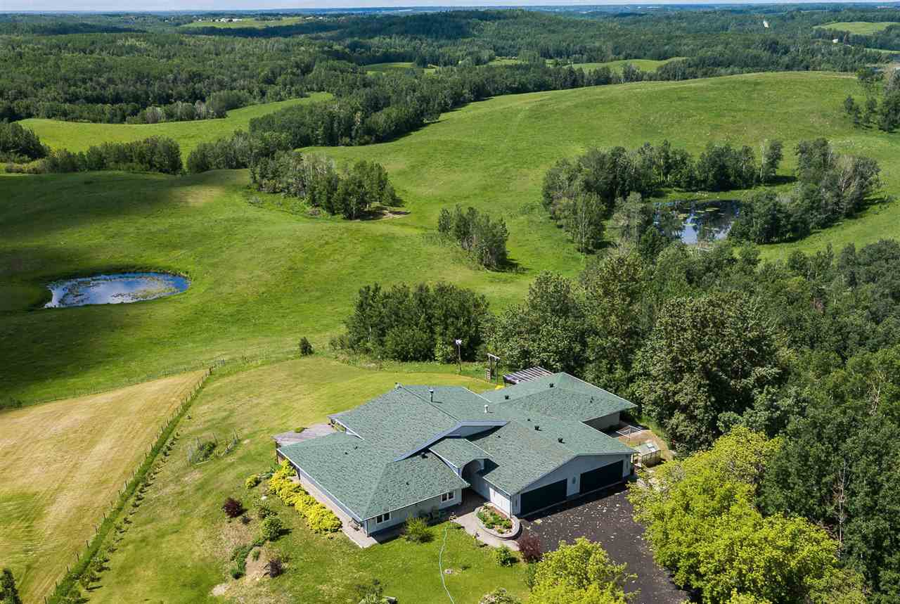 Main Photo: 127 1103 TWP RD 540 Road: Rural Parkland County House for sale : MLS®# E4115383