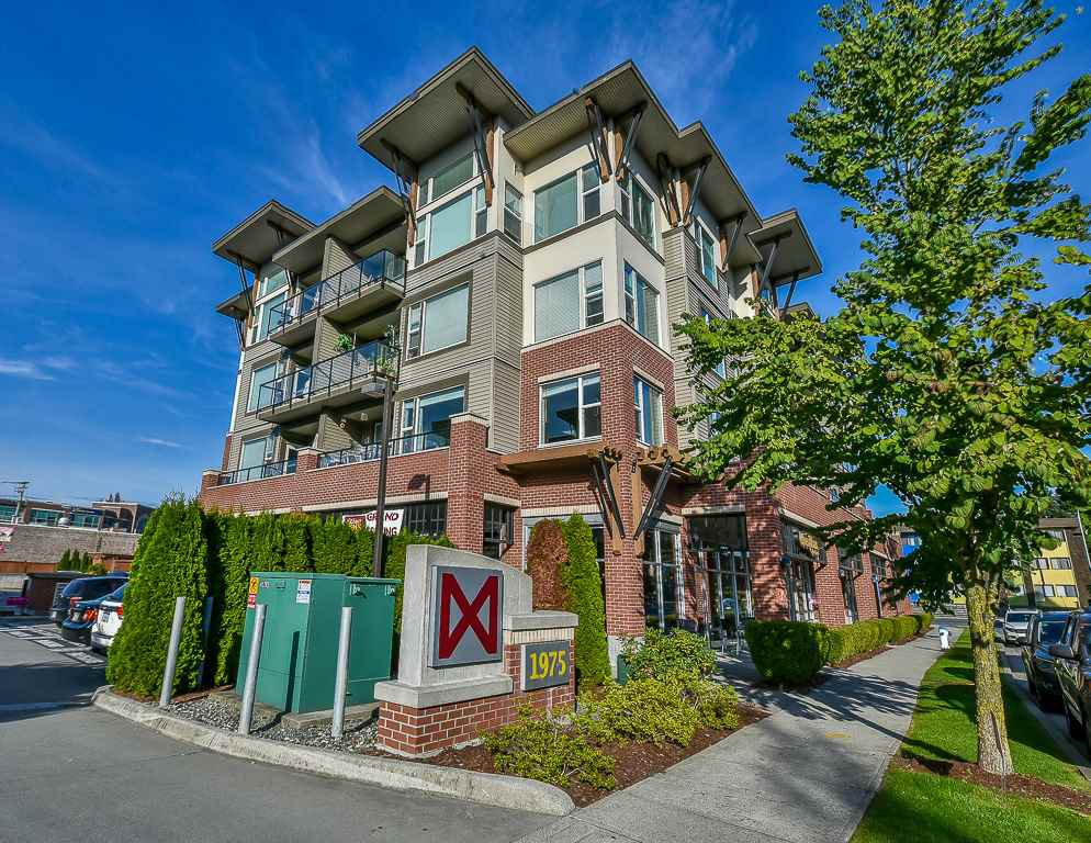 "Main Photo: 209 1975 MCCALLUM Road in Abbotsford: Central Abbotsford Condo for sale in ""The Crossing"" : MLS®# R2310961"