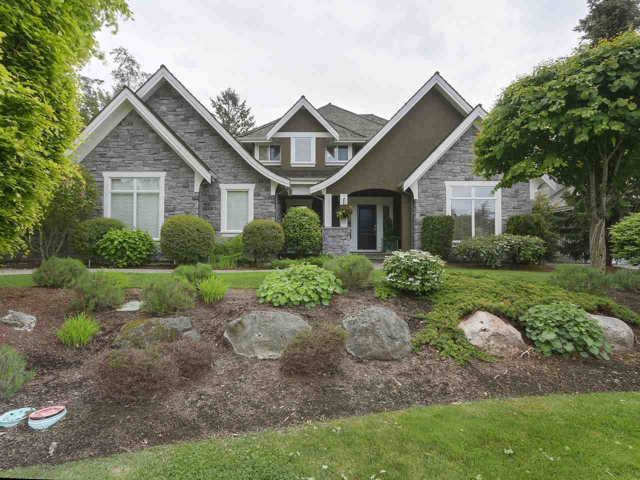"""Main Photo: 13878 20A Avenue in Surrey: Elgin Chantrell House for sale in """"Chantrell Park Estates"""" (South Surrey White Rock)  : MLS®# R2376191"""