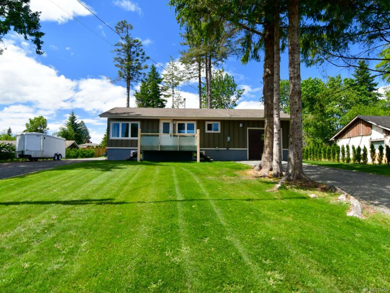 Main Photo: 3830 Discovery Dr in CAMPBELL RIVER: CR Campbell River North House for sale (Campbell River)  : MLS®# 816450
