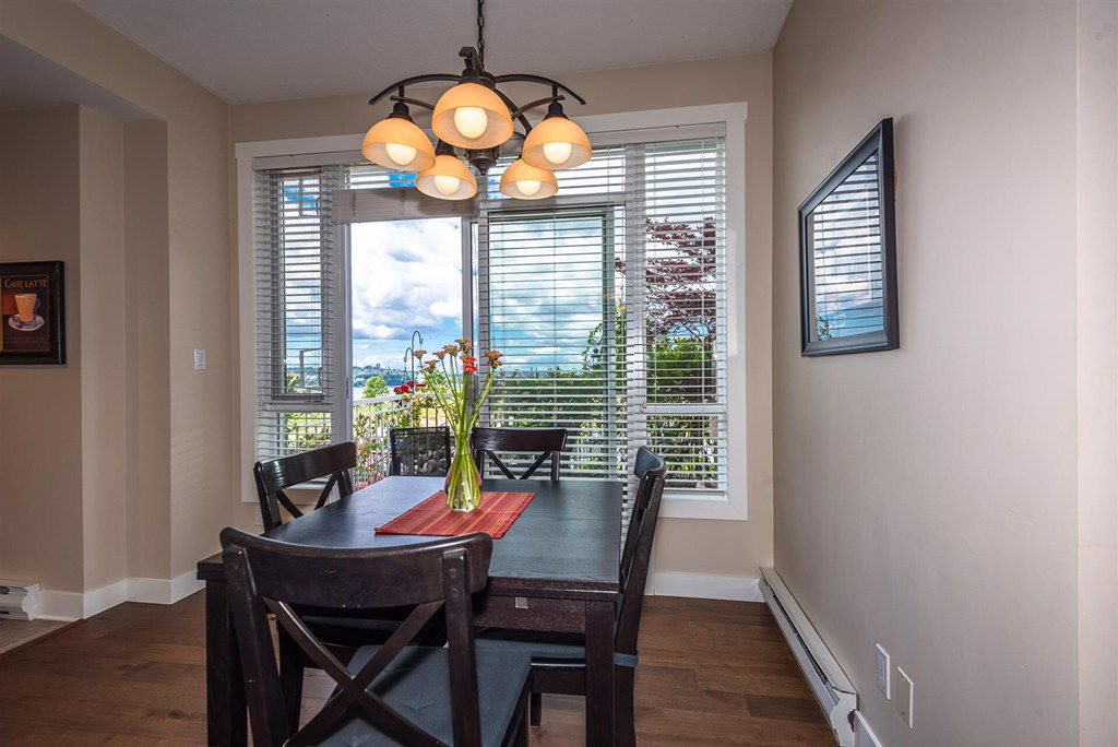 "Photo 6: Photos: 201 3600 WINDCREST Drive in North Vancouver: Roche Point Townhouse for sale in ""Windsong At Raven Woods"" : MLS®# R2377804"