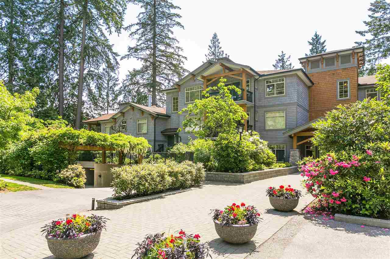 "Main Photo: 208 3125 CAPILANO Crescent in North Vancouver: Capilano NV Condo for sale in ""Capilano Ridge"" : MLS®# R2377956"