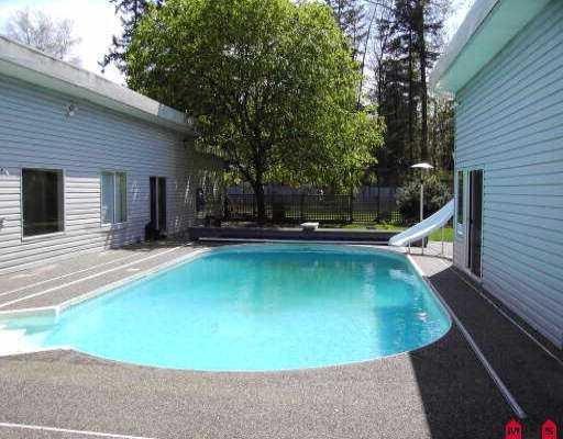 Main Photo: 19970 46TH AV: Langley City Home for sale ()  : MLS®# F2508686