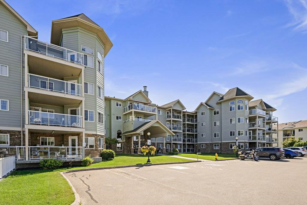 Main Photo: 106 9995 93 Avenue: Fort Saskatchewan Condo for sale : MLS®# E4172964