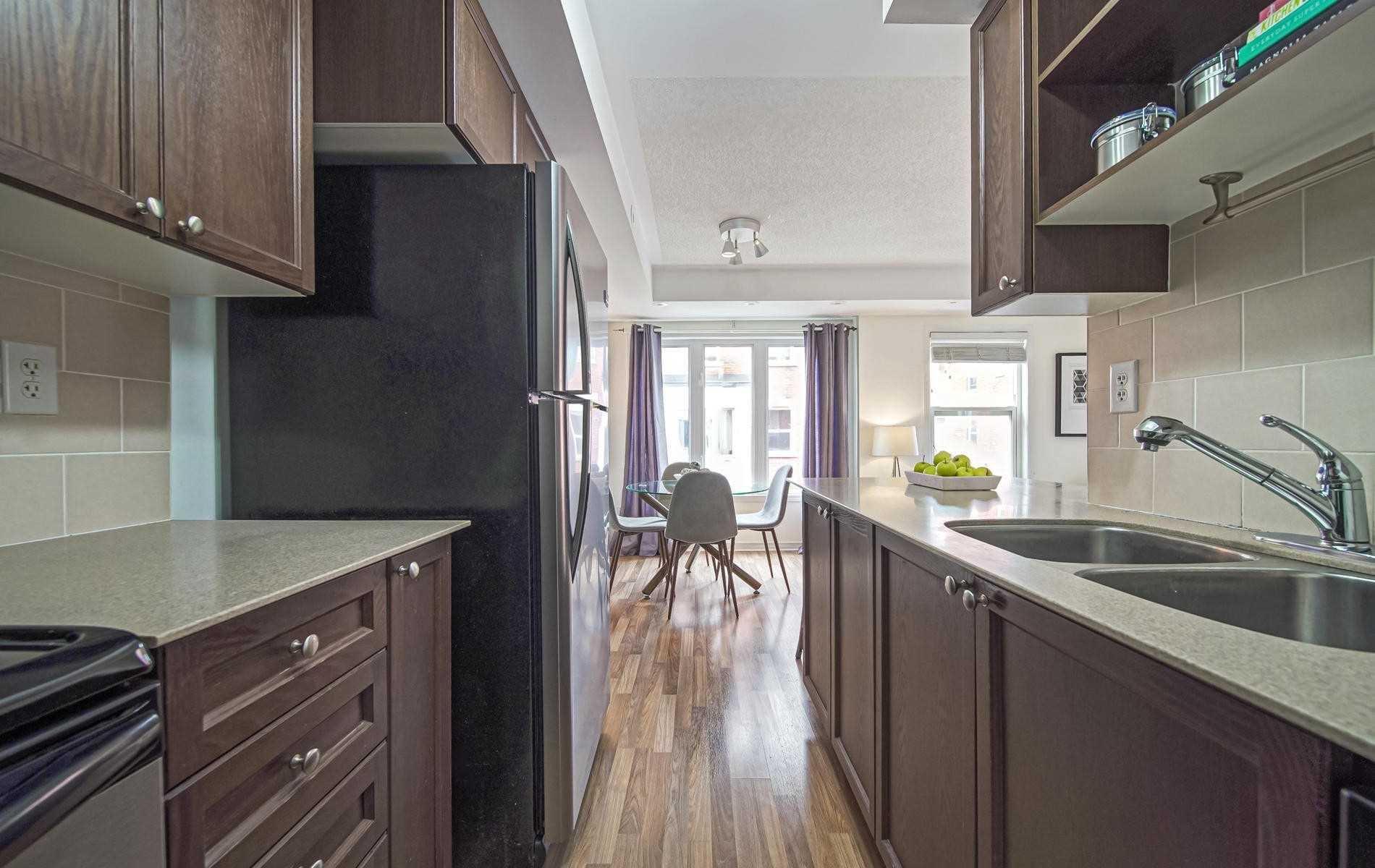 Photo 8: Photos: 3 78 Munro Street in Toronto: South Riverdale Condo for sale (Toronto E01)  : MLS®# E4615987