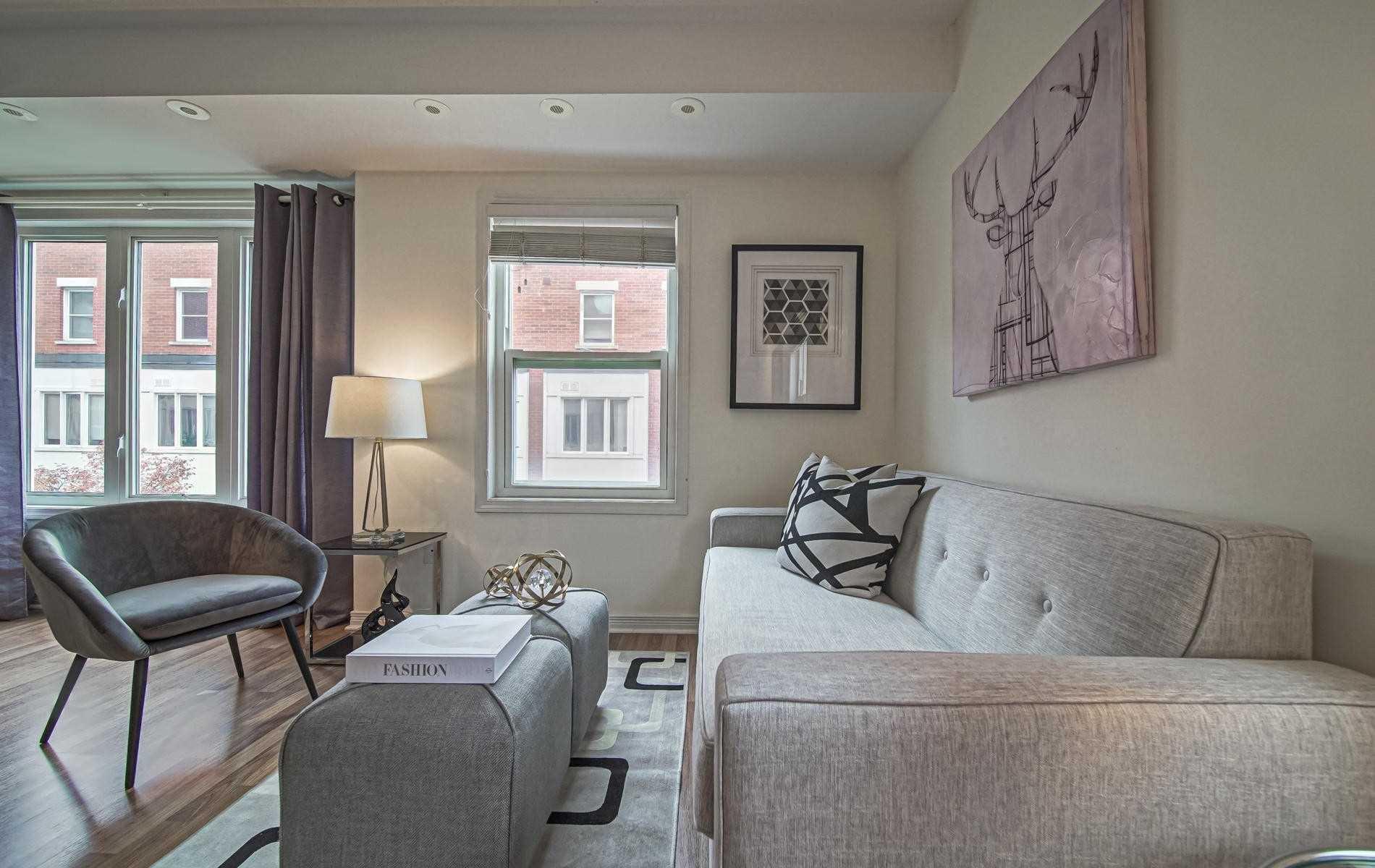 Photo 3: Photos: 3 78 Munro Street in Toronto: South Riverdale Condo for sale (Toronto E01)  : MLS®# E4615987